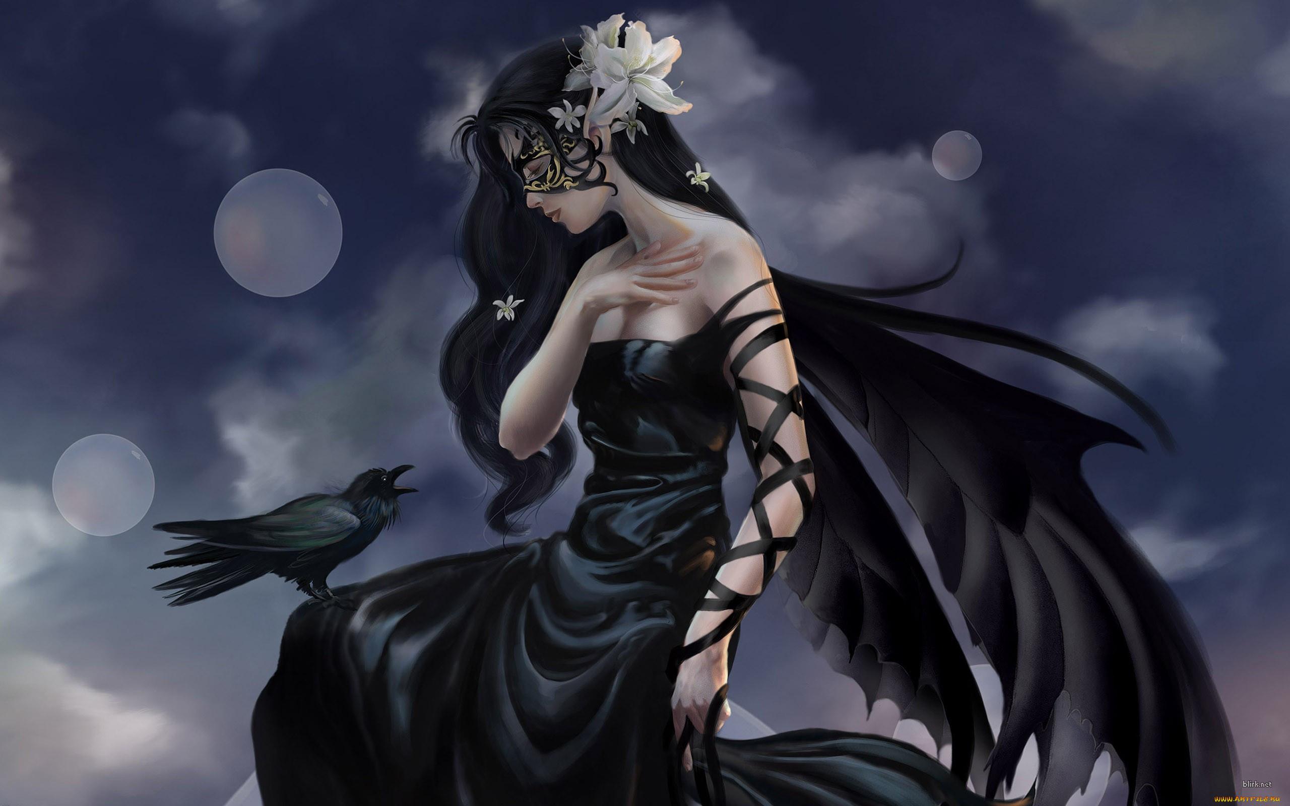 ангел с масками картинка может немного понравиться